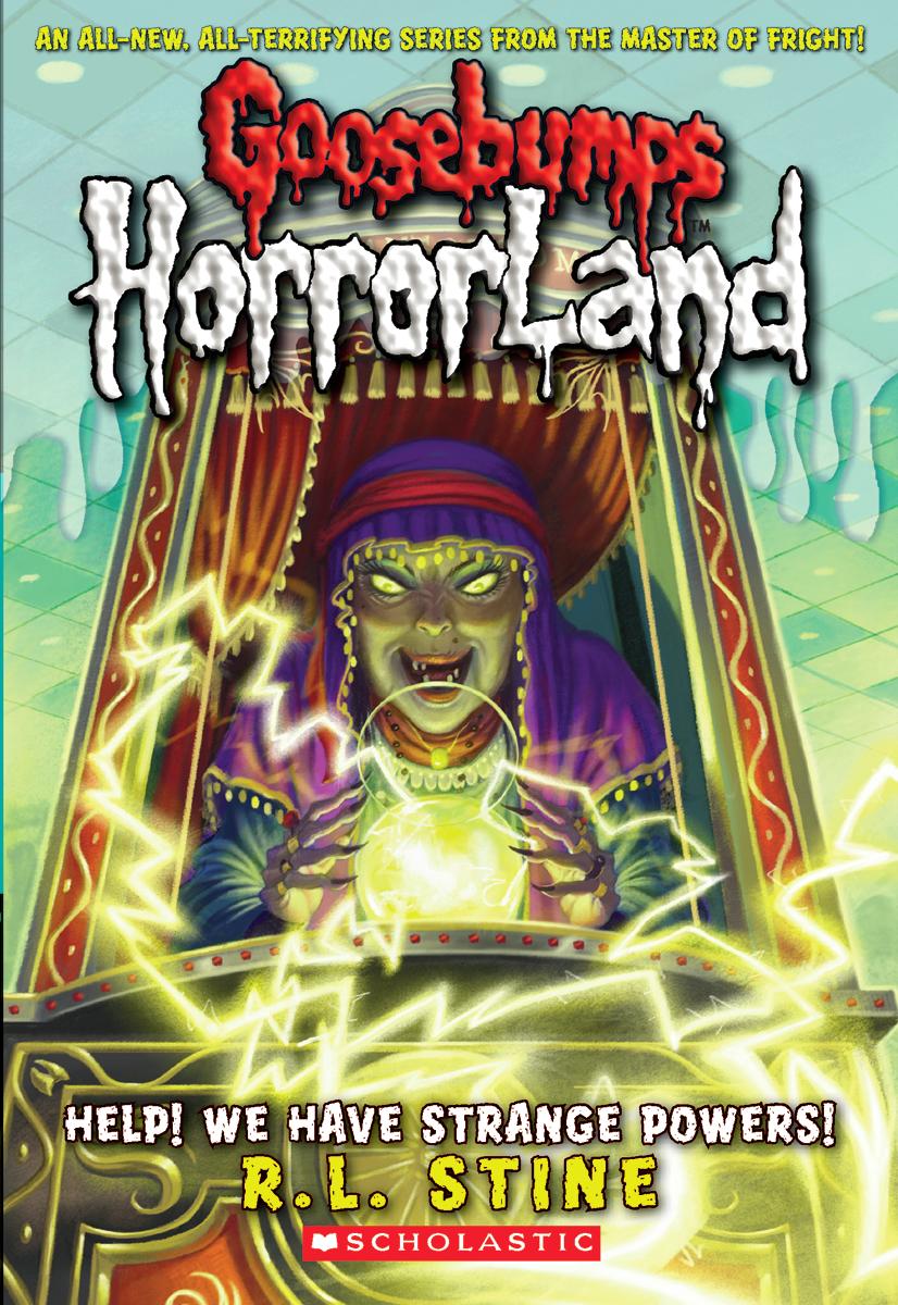 Goosebumps Horrorland – Livros | OficialGoosebumps